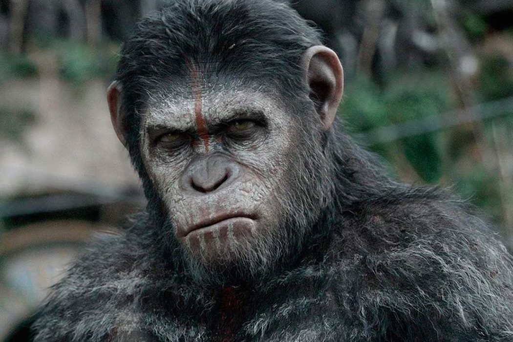 'La guerra del planeta de los simios'