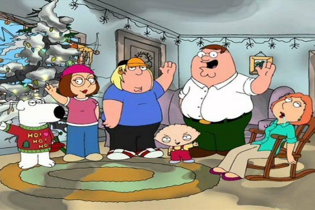 Desastre navideño en 'Padre de familia'