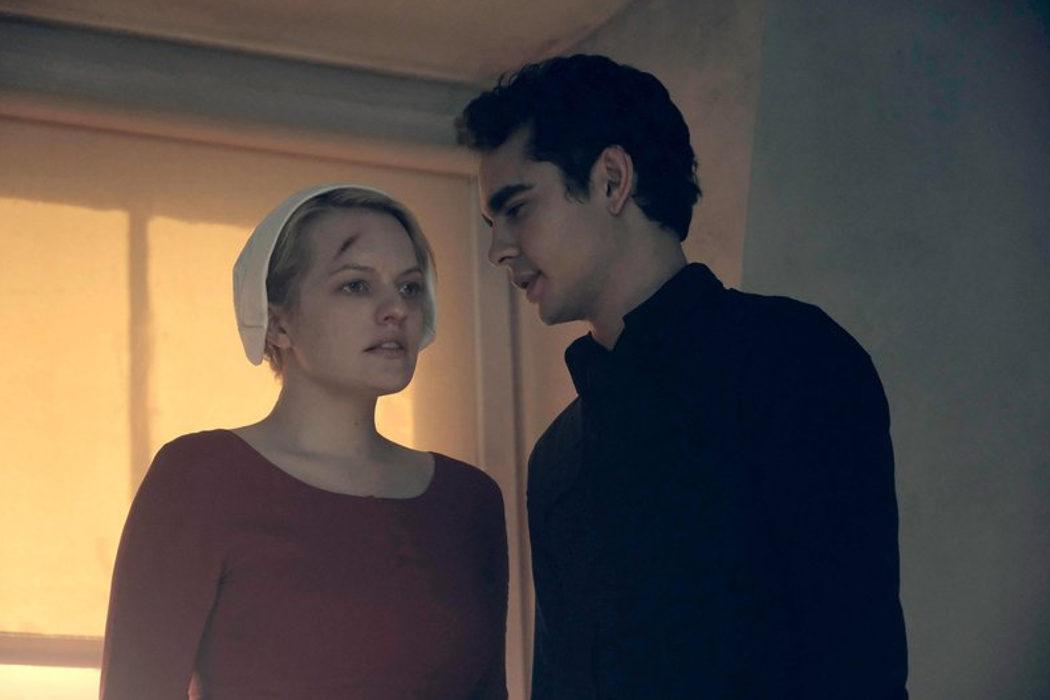 June y Nick en 'The Handmaid's Tale'