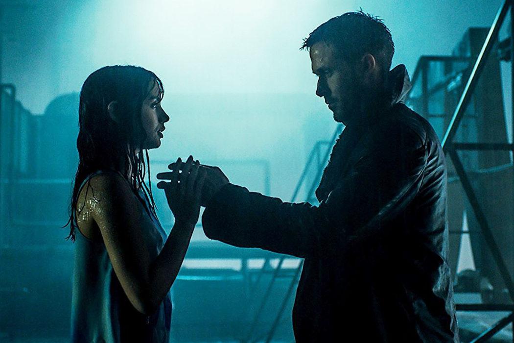 El trío virtual en 'Blade Runner 2049'