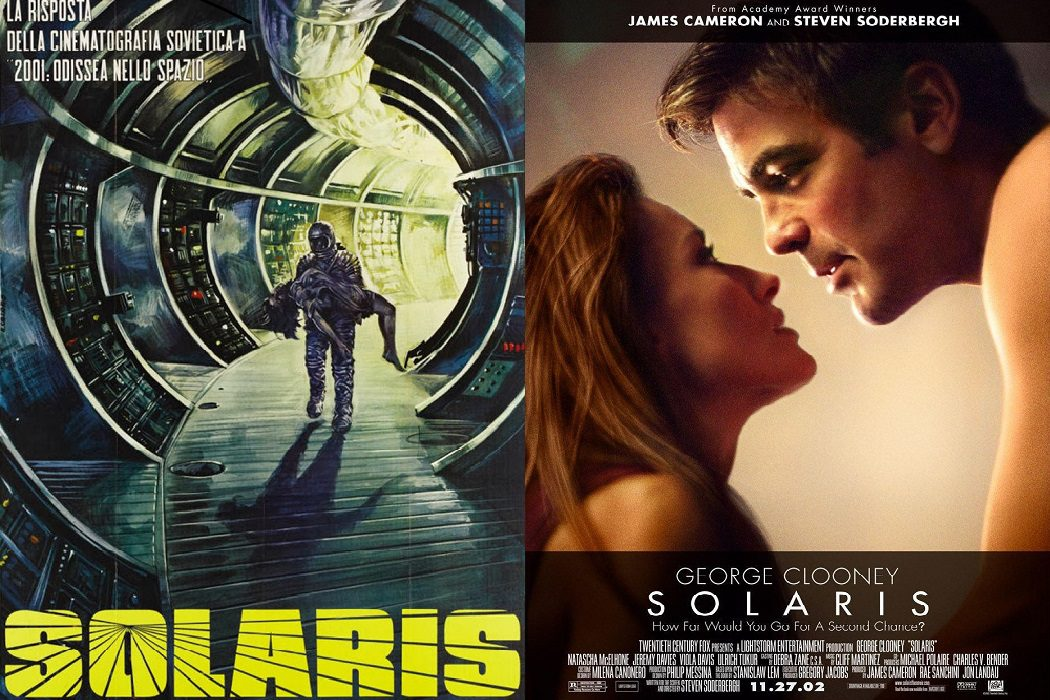 'Solaris': 1972 vs. 2002