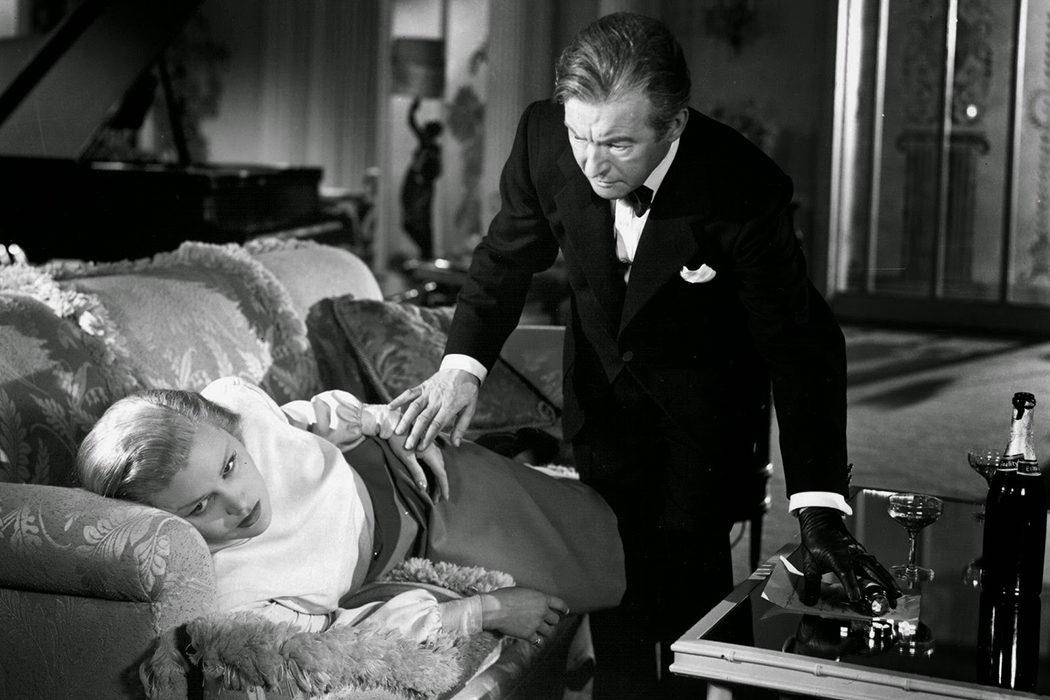 'Sin sombra de sospecha' (1947)