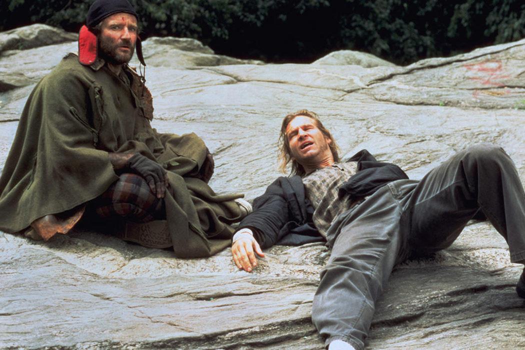 'El rey pescador' (1991)