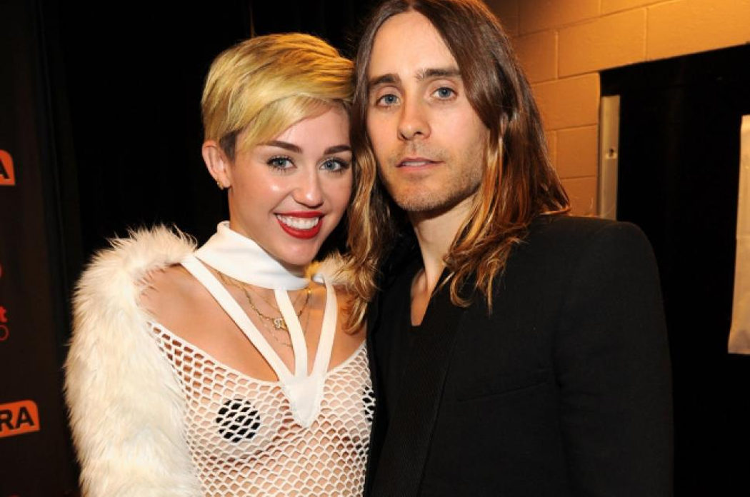 Extraña relación con Miley Cyrus