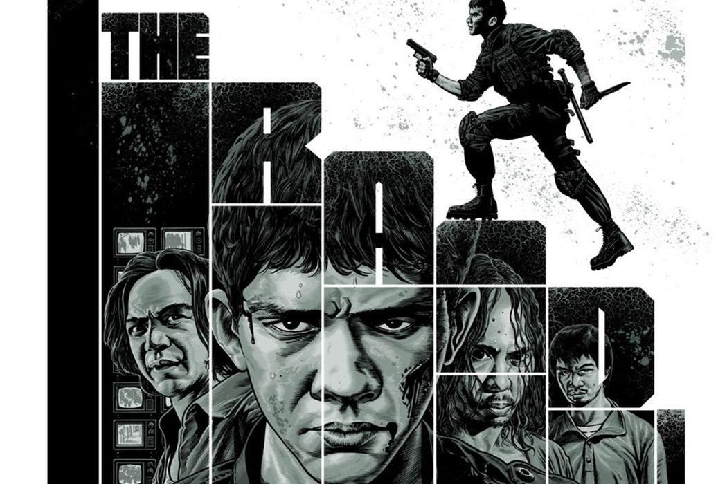 Elenco de 'The Raid: Redemption'