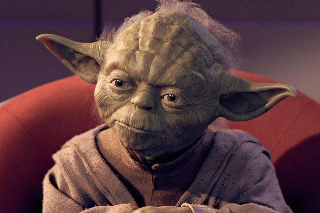 El maestro Yoda