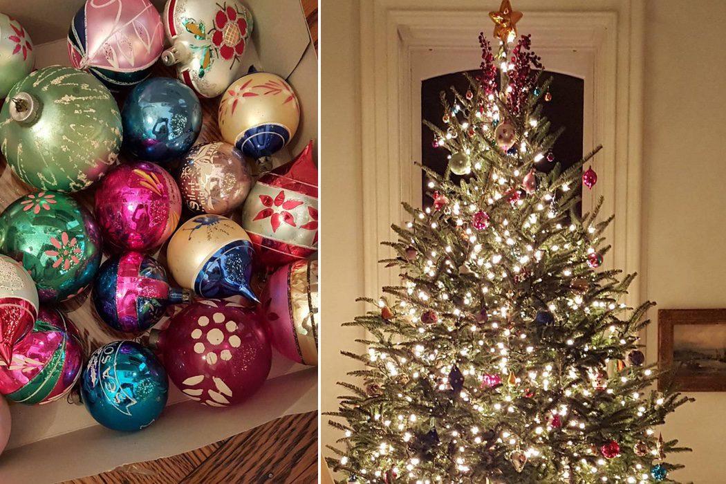 Sarah Jessica Parker y su decoración navideña