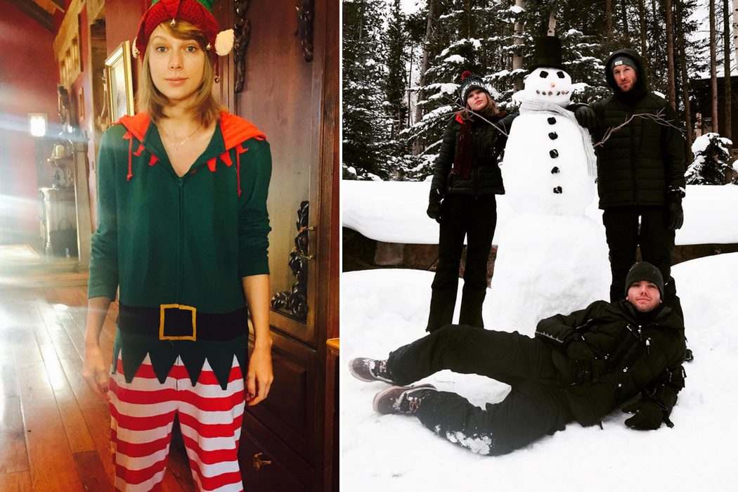 Taylor Swift, amor y humor