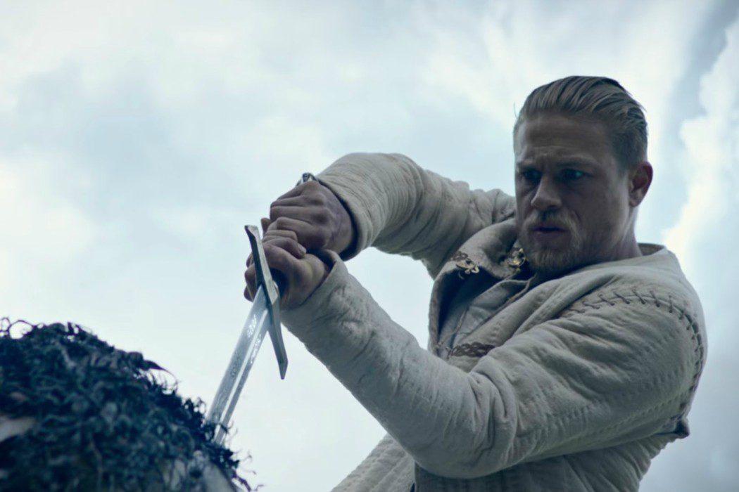 'Rey Arturo: La leyenda de Excálibur'