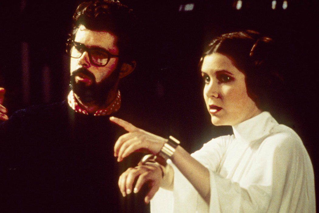 "Su ""mala sangre"" hacia George Lucas"