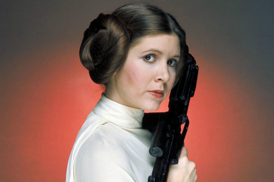 Los moños icónicos (e idiotas) de Leia