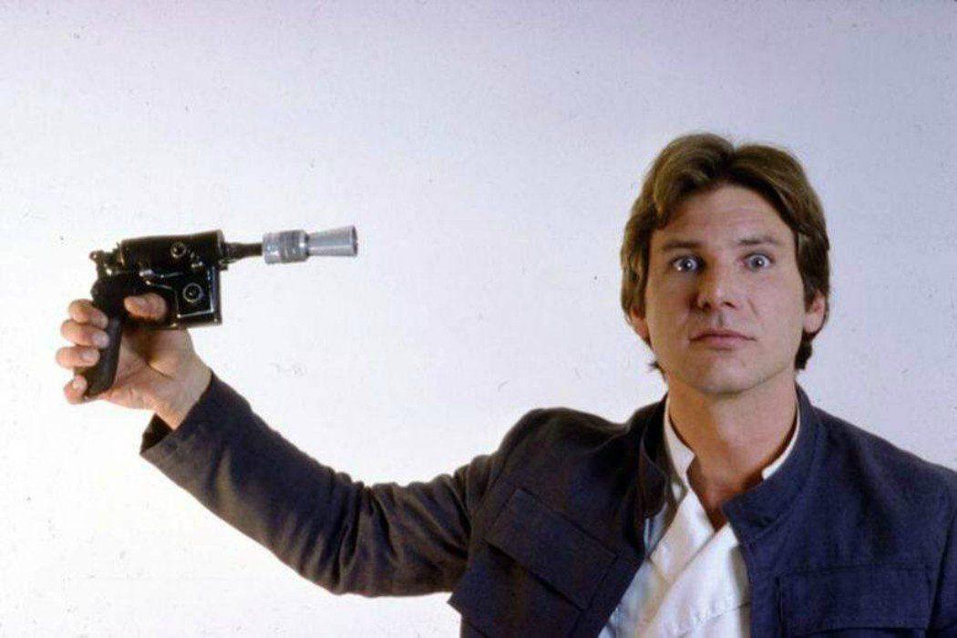 Quería ser Han Solo