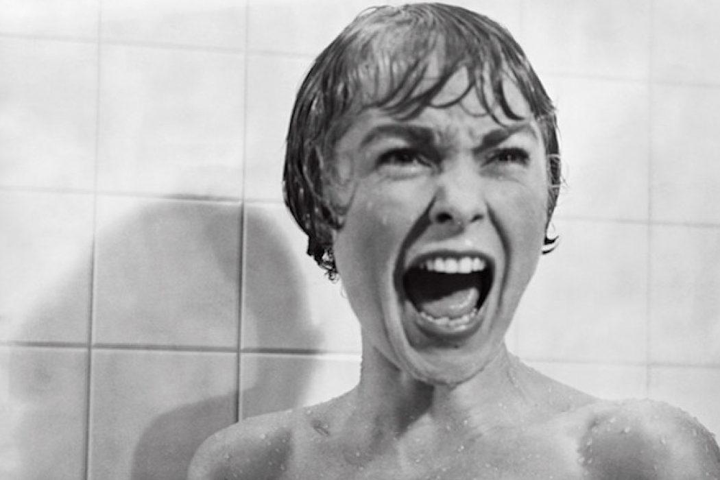 El asesinato en la ducha de 'Psicosis'