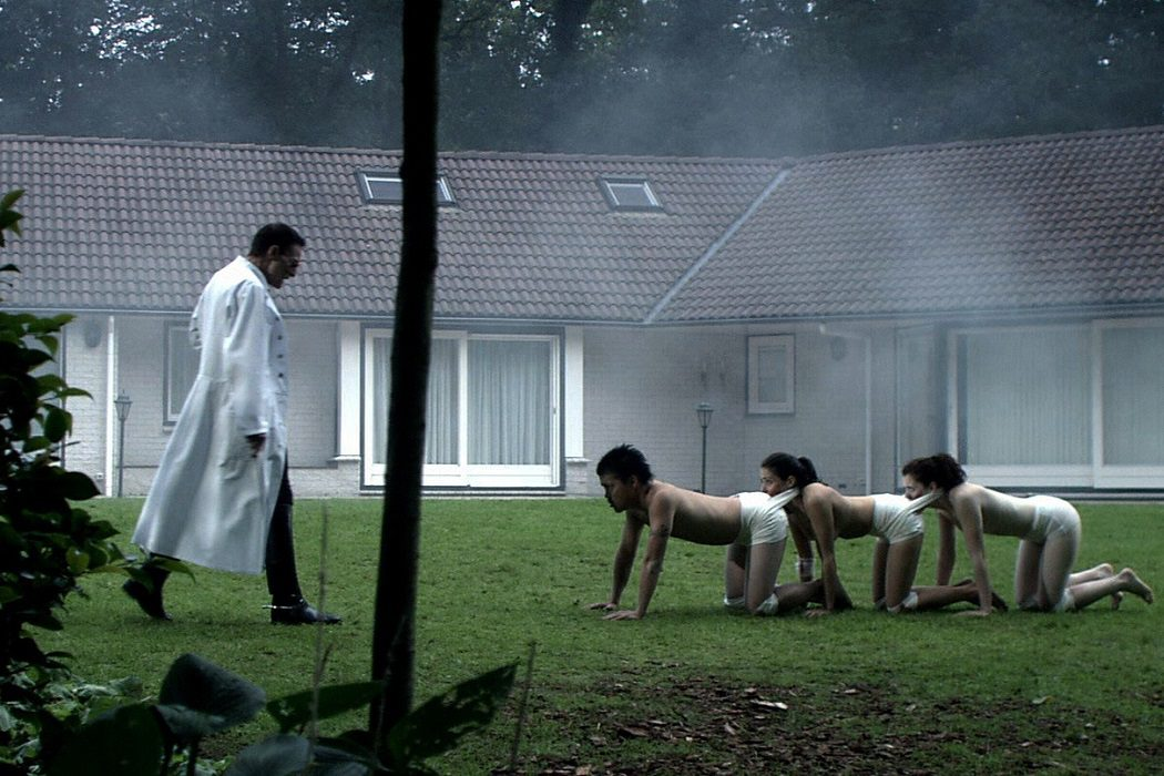 'The Human Centipede'