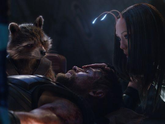 'Vengadores: Infinity War' (abril)