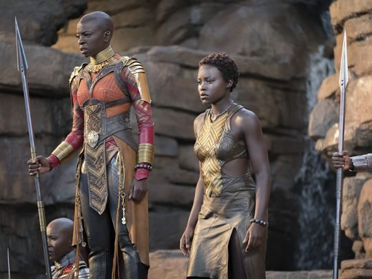 'Black Panther' (febrero)