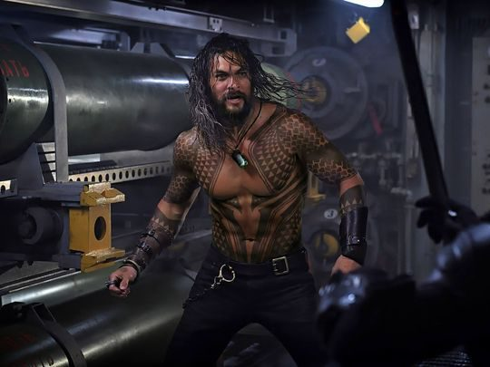 'Aquaman' (diciembre)