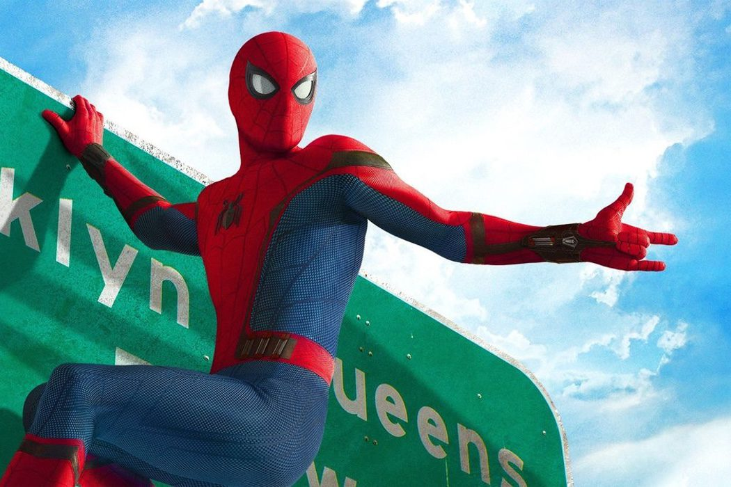 'Spider-Man: Homecoming
