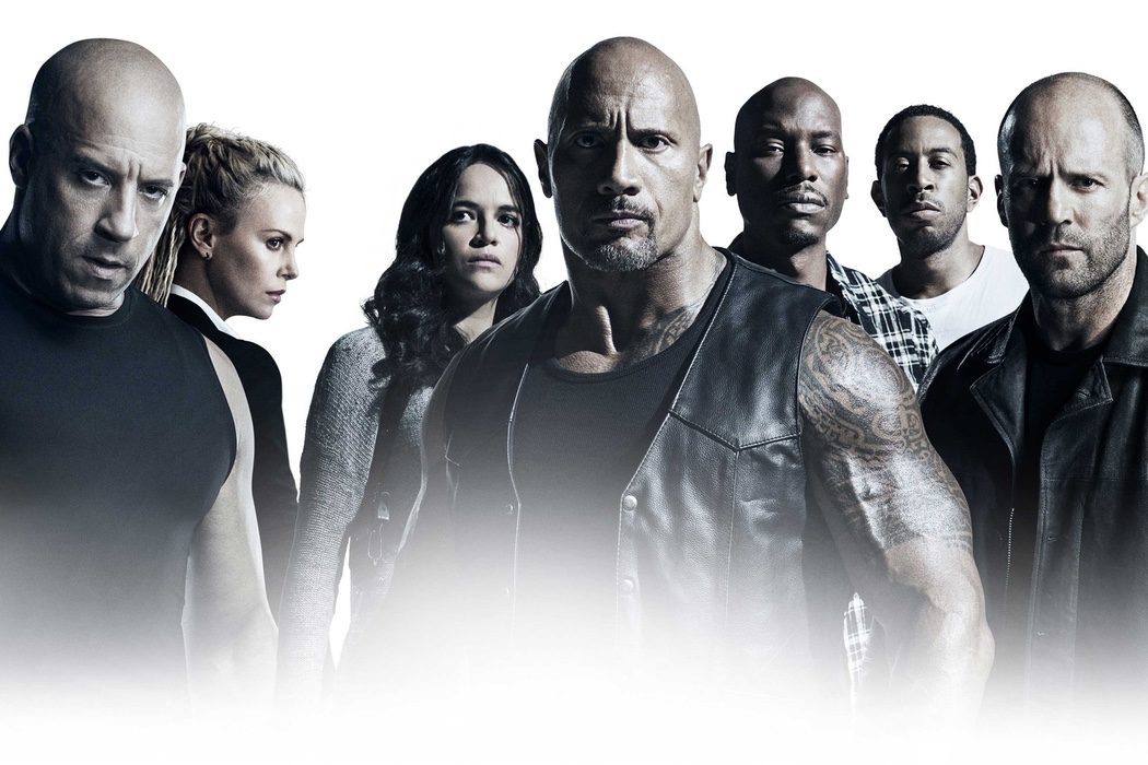 'Fast & Furious 8'