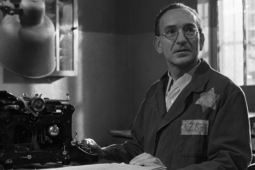 Itzhak Stern en 'La lista de Schindler'