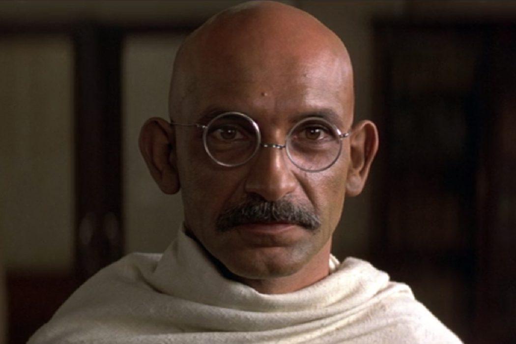 Mahatma Gandhi en 'Gandhi'