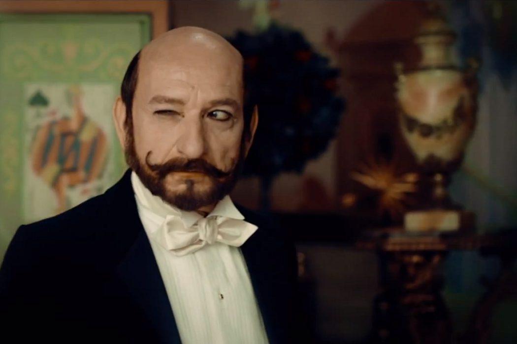 Georges Méliès en 'La invención de Hugo'