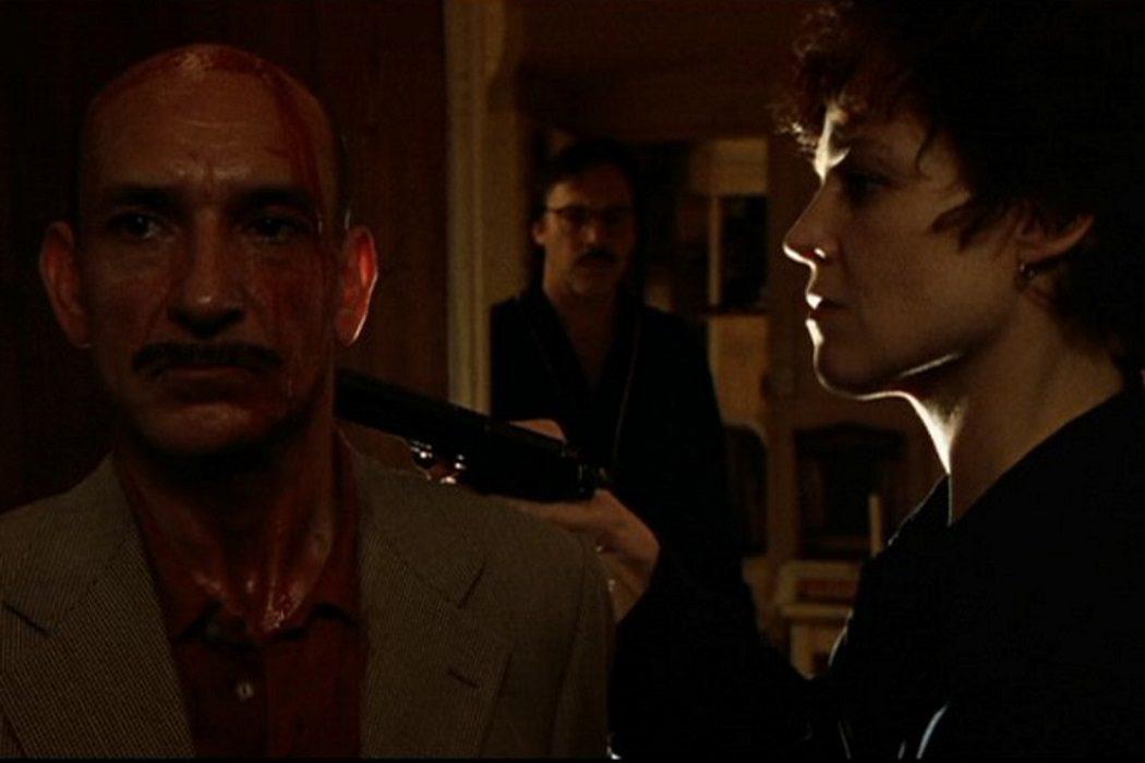 Dr. Roberto Miranda en 'La muerte y la doncella'