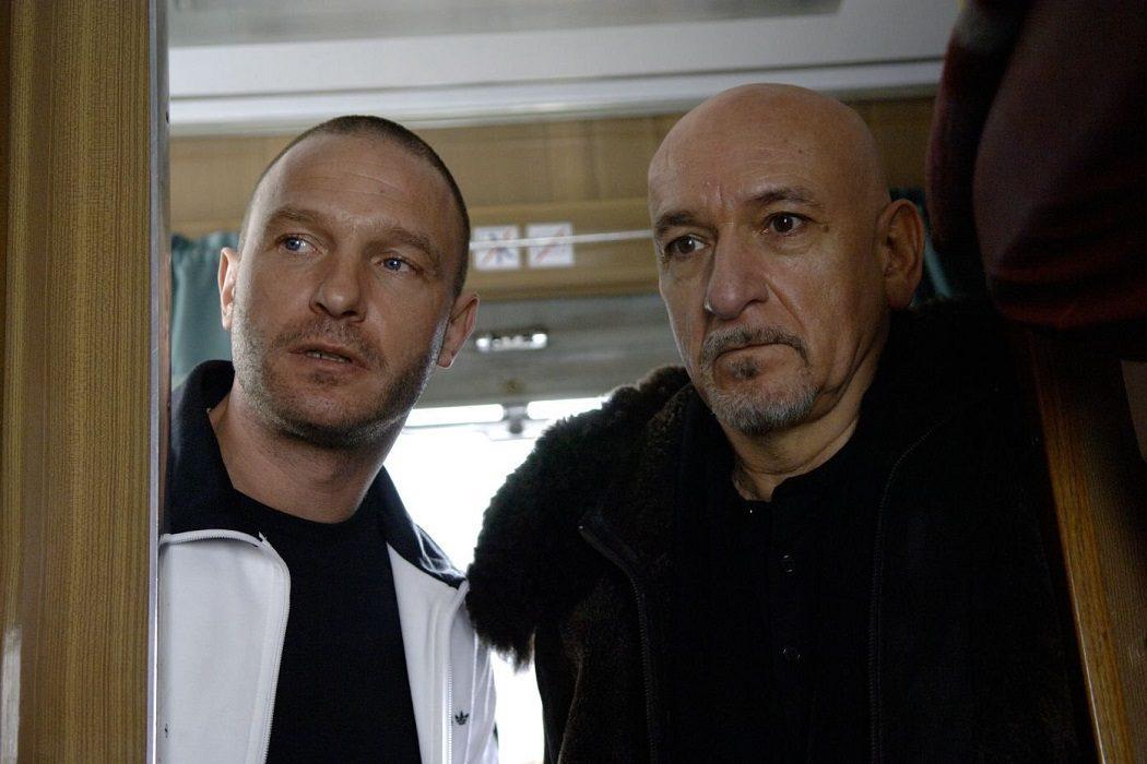 Grinko en 'Transsiberian'