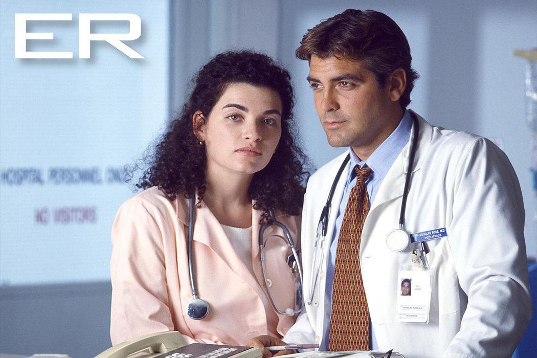 George Clooney - 'Urgencias'