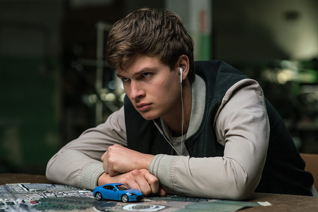 'Baby Driver'
