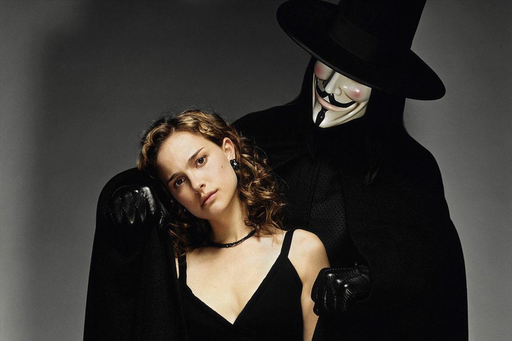 'V de Vendetta' y Alan Moore