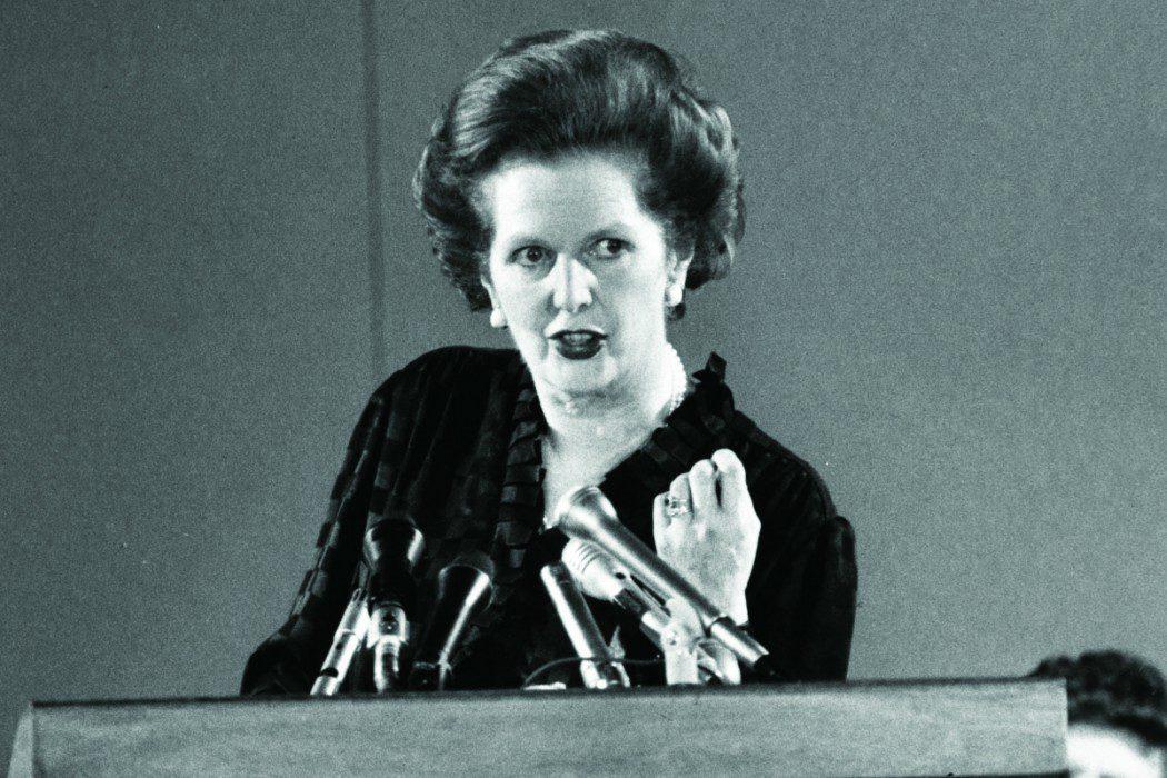 Margaret Thatcher, la primera mujer en Downing Street