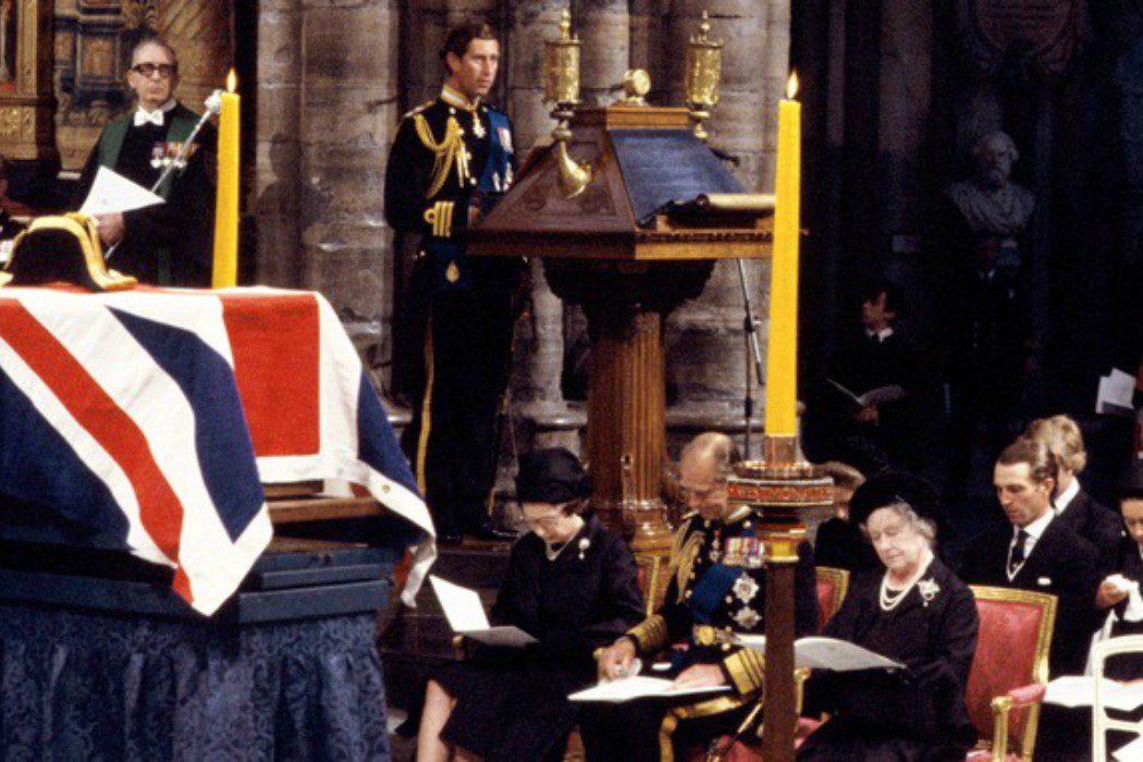 El asesinato de Lord Mountbatten