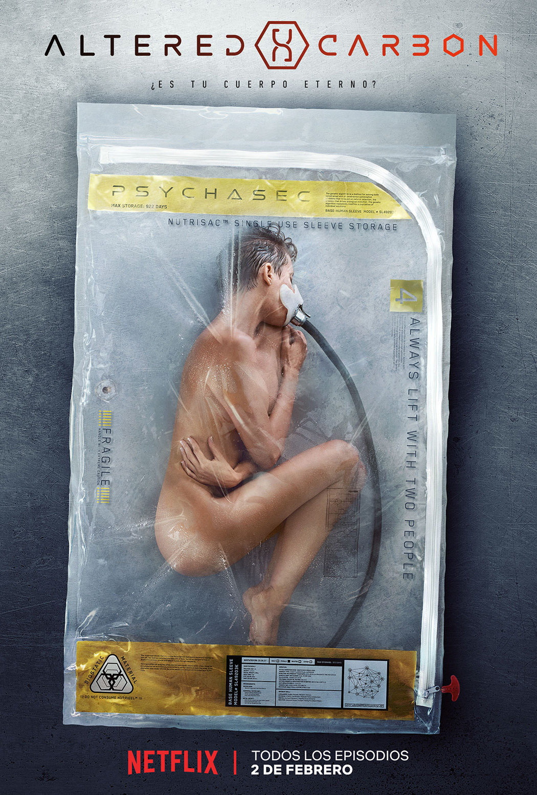 Póster #3 de Altered Carbon