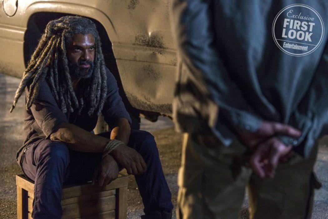 Khary Payton como Ezekiel