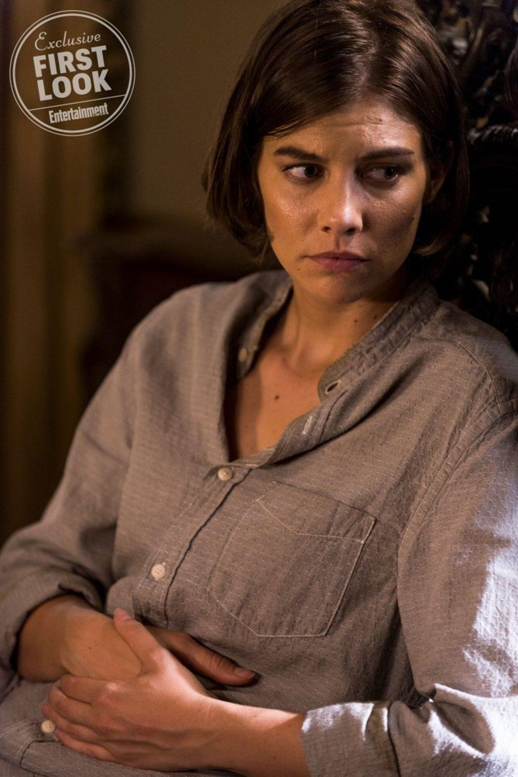 Lauren Cohan como Maggie