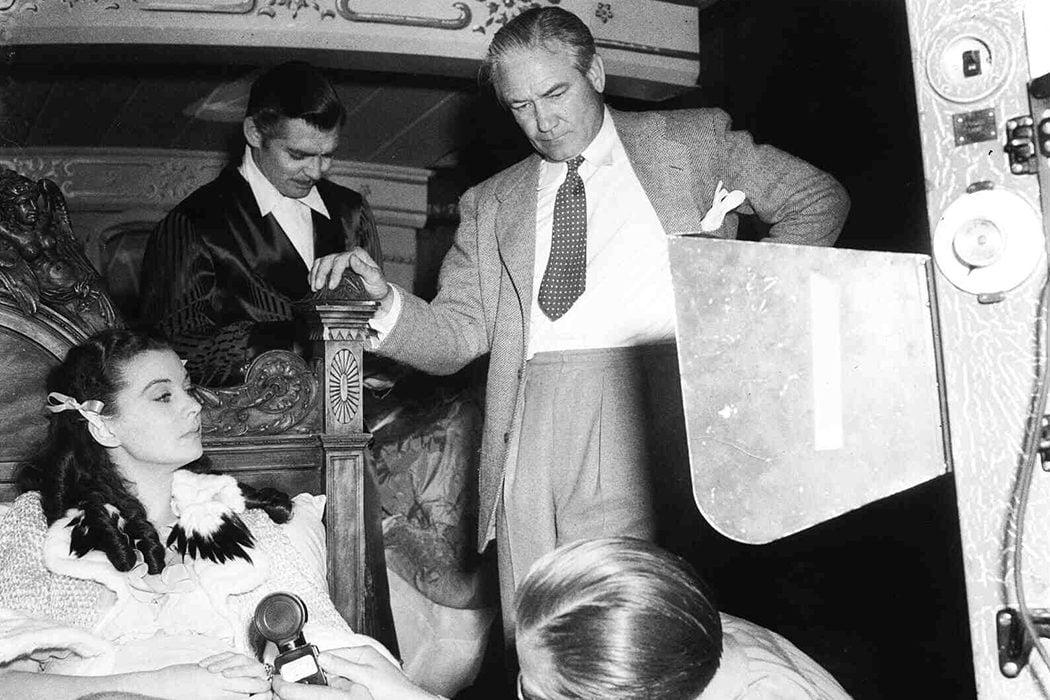 Victor Fleming sufrió mucha presión de David O. Selznick