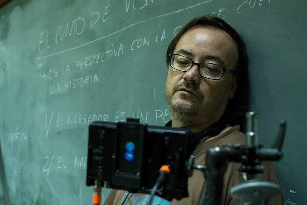Manuel Martín Cuenca - 'El autor'