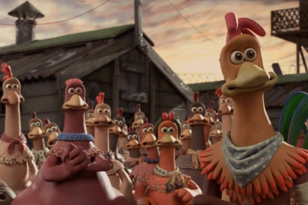 'Chicken Run: Evasión en la granja'