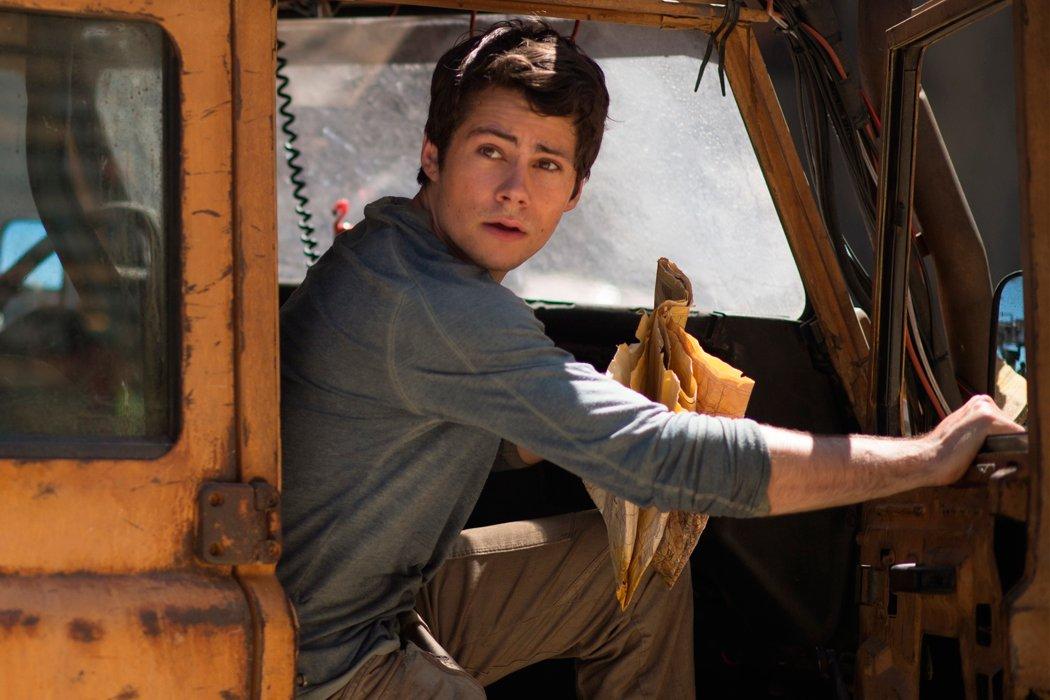 El accidente de Dylan O'Brien en el set