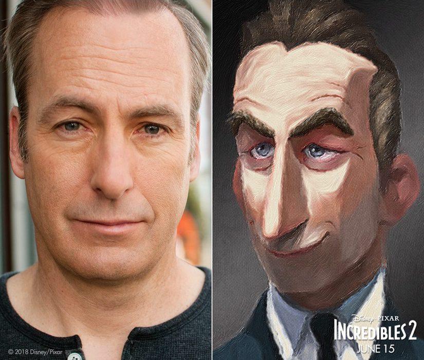 Bob Odenkirk es Winston Deavor