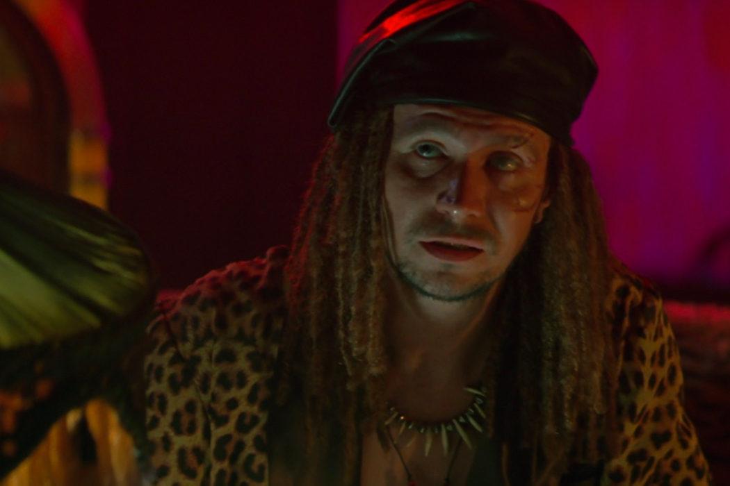 Drexl Spivey en 'Amor a quemarropa'