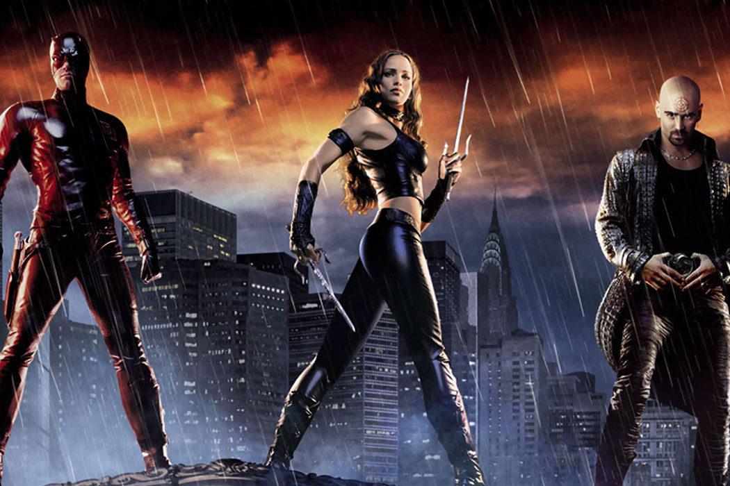 'Daredevil' y 'Elektra'