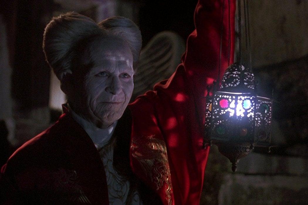 Drácula en 'Drácula de Bram Stoker'