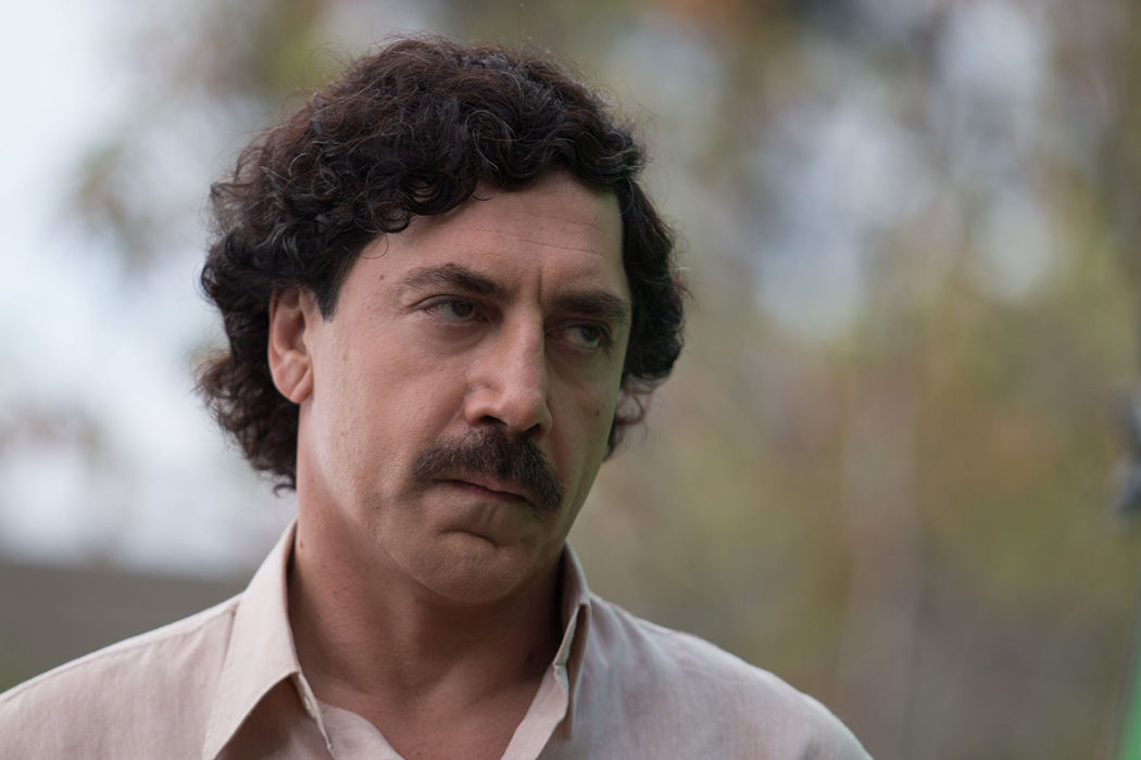 Javier Bardem, por 'Loving Pablo'