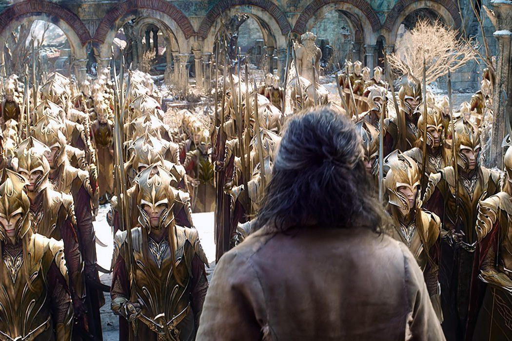'El Hobbit: La batalla de los cinco ejércitos'
