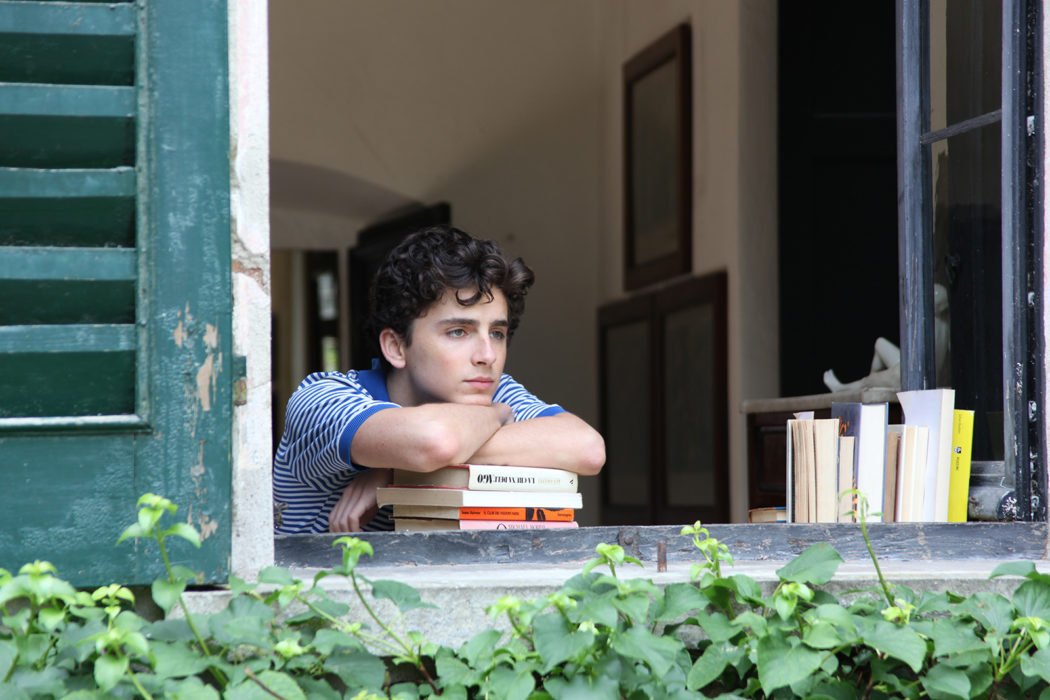 Timothée Chalamet - 'Call Me By Your Name'