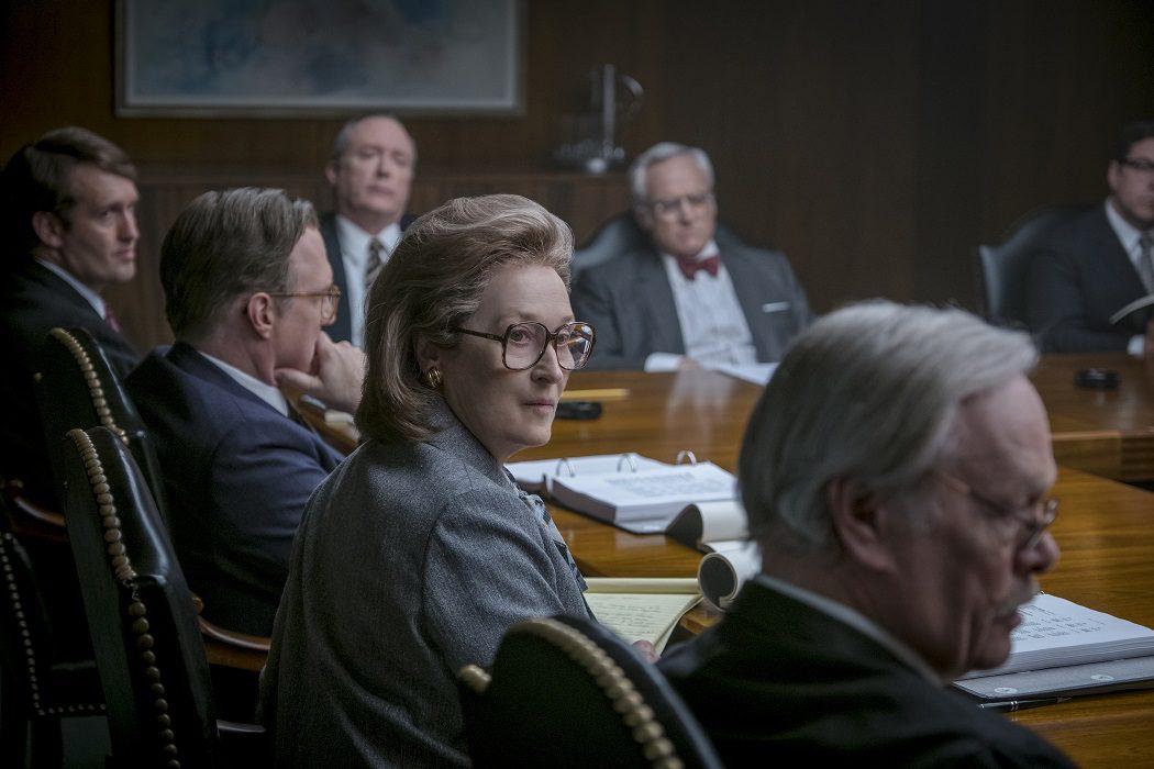 Meryl Streep - 'Los archivos del pentágono'