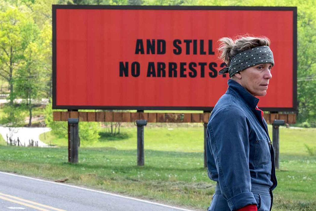Frances McDormand - 'Tres anuncios en las afueras'