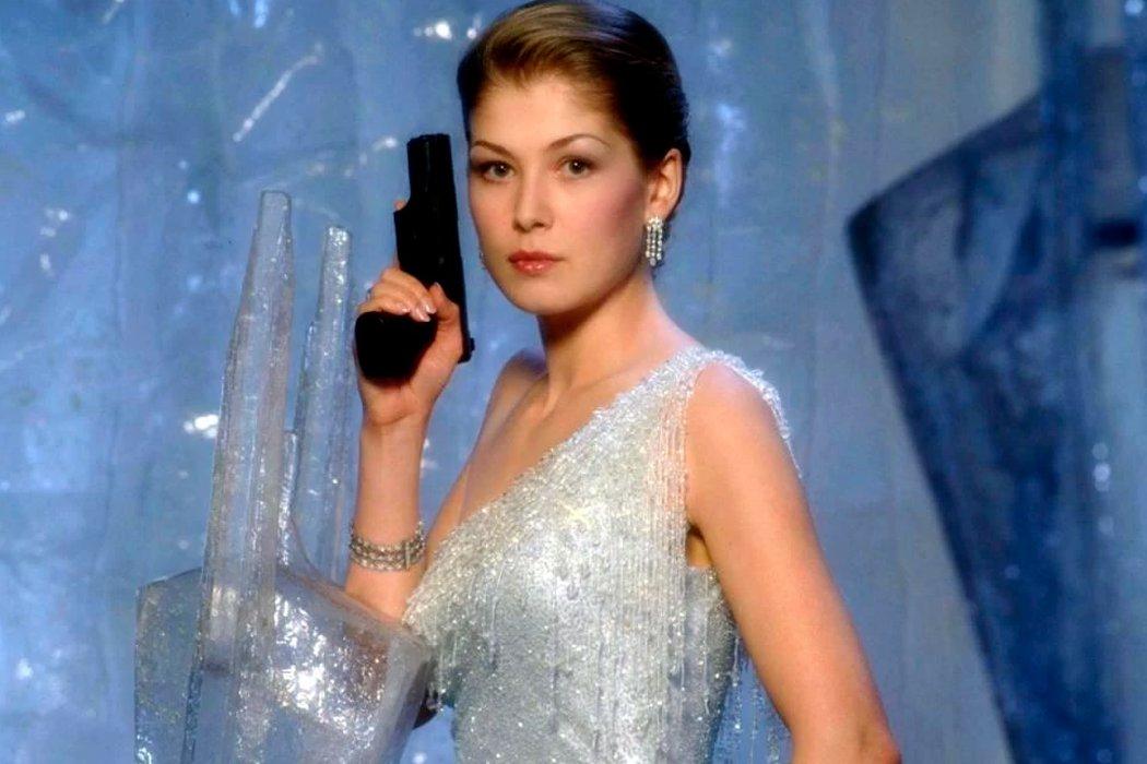 Convertirse en chica Bond